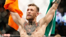Conor McGregor by numbers