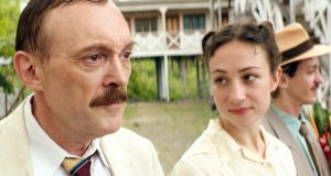 Josef Hader and Aenne Schwarz as Stefan Zweig and his second wife, Lotte, in Stefan Zweig: Farewell to Europe