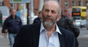Danny Healy-Rae:  Would shoot an intruder who came into his house, aiming for the legs first to immobilise them. Photograph: The Irish Times