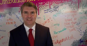 Niall Muldoon, the Ombudsman for Children, is determined to listen to children's voices.