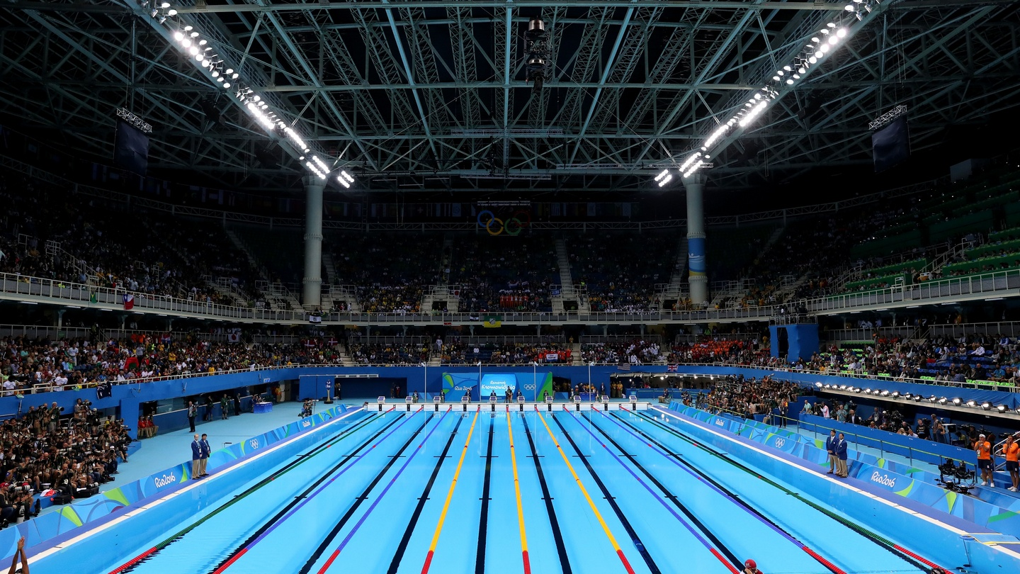rio 2016 fears expressed over current at olympic pool - Olympic Swimming Pool 2012