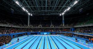 Rio 2016 Fears Expressed Over Current At Olympic Pool