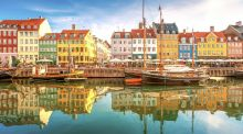 Denmark has taken the decision to increase its  minimum pension age to 68 years by 2030. Photograph: iStock
