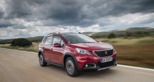 Road test: Peugeot 2008 gains masculine features but retains  practicality
