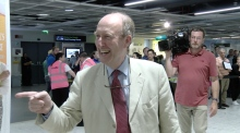 Shane Ross: 'I was absolutely shattered by his attitude'