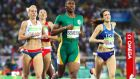'I just went with the flow' - Caster Semenya eases into 800m final