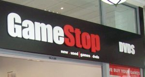 GameStop is due to report results on Thursday.