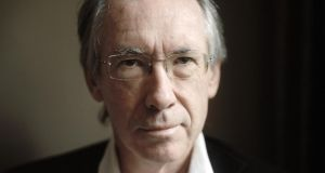 Ian McEwan: Nutshell, his new novel,  features a foetus  listening in on a murder plot