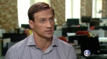 US swimmer Lochte describes what happened at Rio gas station