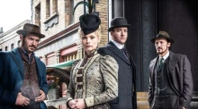 Ripper Street Series 4 Trailer