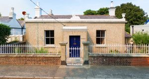 Victorian house in Dalkey in need of work