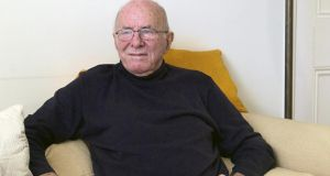 "Clive James: there's a good deal of Jamesian wit in Play All – ""The Wire was Waterworld with the water let out"".  Photograph: Hazel Thompson/The New York Times"