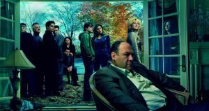 The Sopranos. Photograph: Annie Liebowitz/Reuters