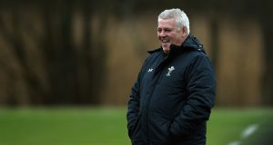 Warren Gatland is set to be named Lions coach ahead of Joe Schmidt. Photograph: Getty