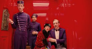 The Grand Budapest Hotel, Wes Anderson's film inspired by Stefan Zweig