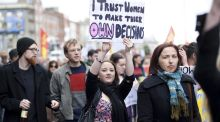 'My mother tried to abort me but I am still pro-choice'