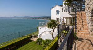 Sea views to rock your world in Dalkey