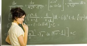 Project Maths is meant to serve enterprise policy by increasing the maths competence of graduates.