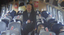 Virgin releases footage to challenge Corbyn's 'ram-packed' train claim