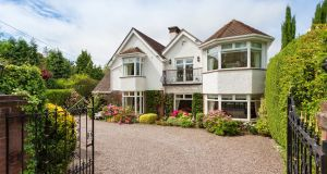 Superbly-maintained bright, spacious five-bed in leafy Foxrock