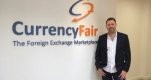 """We were global from day one"": CurrencyFair chief executive Brett Meyers"