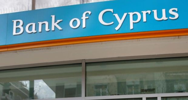 bank of cyprus registers in dublin en route to london