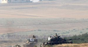 Isis defeat  may lead to buffer zone on Turkey border