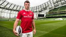 "Peter O'Mahony: ""It certainly does make it frustrating [being injured] because you want to be on the pitch and influencing training."" Photograph: Gary Carr/Inpho"