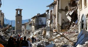 Chaos reigns in Italy as efforts continue to find survivors