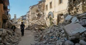 Italy earthquake: Death toll now at 247 and expected to rise