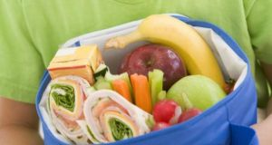 All teenagers' lunches need attention say DCU researchers. Photograph: Thinkstock