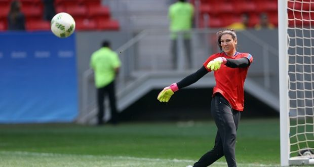 a2fedf647 Hope Solo has had her USA contract terminated for calling Sweden  a bunch  of cowards