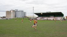 Why I secretly  photographed  GAA pitches for seven years