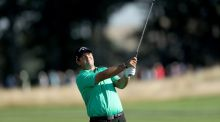 Patrick Reed boosted his Ryder Cup hopes with an opening round of 65 at The Barclays. Photograph: Getty