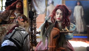 Eclectic mix of props from 'Penny Dreadful' TV series go to auction