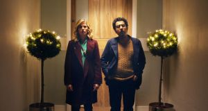 "The Circuit: Gabe (Adeel Akhtar) and Nat (Eva Birthistle) have inexplicably left their ""wonderful old life"" and relocated to a place where their neighbours are ""highly strung and psychopathic"""
