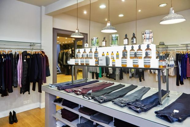 16746f9f0d956 BEST FASHION SHOP: Samui Samui, a haven of high fashion set over three  levels, is secreted off Cork's main drag. The shopfront is unassuming and  looks on to ...