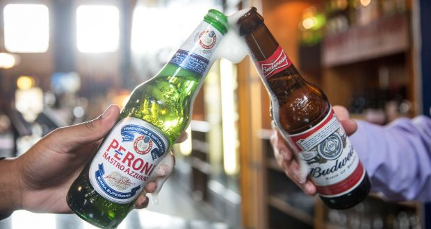 Budweiser Brewer Anheuser Busch InBev Plans To Reduce Its Workforce By About 3 Per