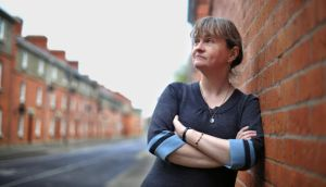 Troubles: violence looms over Deirdre Madden's work. Photograph: Aidan Crawley