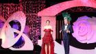Sydney Rose Brianna Parkins during this year's Rose of Tralee. Photograph: RTÉ
