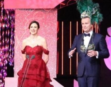 Brianna Parkins onstage at the Rose of Tralee:  If she had called for the retention of the Eighth Amendment, would media people be queuing up to congratulate her, and to offer her a drink?