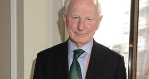 Pat Hickey of the Olympic Council of Ireland. Photograph: Yui Mok/PA
