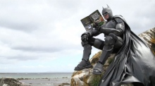 Galway company takes Guinness World Record with Batman cosplay suit