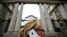 As well as the Government, Apple has been anticipating the European Commission decision. Photograph: Julien Behal/PA Wire