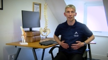 Beat back pain: breathing exercise to reduce stress