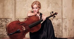 In Schumann's Cello Concerto, Sol Gabetta, above, made the solo part more persuasive than is usual in a work that in many performances seems to suggest more than it can deliver