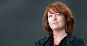 "Eimear McBride: ""I understood  that the only way to avoid the pitfalls of cliche, titillation and pornographisation was to guard the humanity of the situation. The way to do this was by keeping the connection between the characters' internal lives and their bodies' activities as strong as possible and the 'who' of who they were always at the forefront of my mind."""