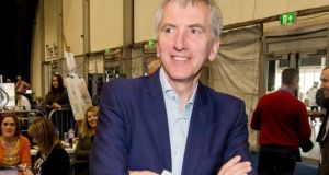 "North's Minister for Finance Máirtín Ó Muilleoir: when he first became Minister back in May he spoke of the ""great responsibility"" of the job and said it was ""not a role I will take lightly"". Photograph: Liam McBurney/PA Wire"
