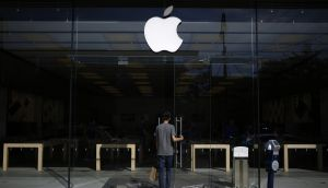 Sources who have been briefed on the matter say the amount of tax Apple will owe will be in the billions, rather than the hundreds of millions of euros that Dublin had hoped for. Photograph: Luke Sharrett/Bloomberg