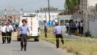 Aftermath of attack on Chinese embassy in Kyrgyzstan